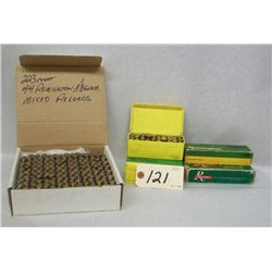 MIXED LOT OF .44 SPECIAL AND .44 REM MAG