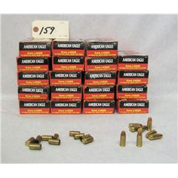 9MM LUGER AMMO LOT