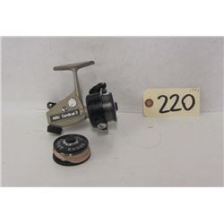 ABU CARDINAL 3 REEL WITH EXTRA SPOOL