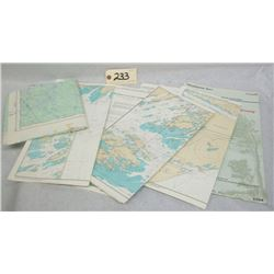 ONTARIO MAP COLLECTION