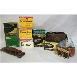 SHOTGUN SHELL LOT 12 GAUGE