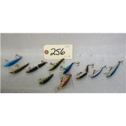 RAPALA FISHING LURE LOT