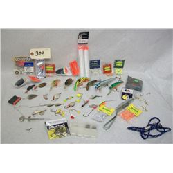 FISHING LURE MIXED LOT