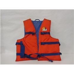 BUOY-O-BOY ADULT SIZE LIFE JACKET