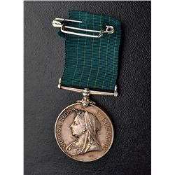 Colonial Auxiliary Forces Long Service Medal - Corporal