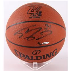 Shaquille O Neal Signed LE 4x NBA Champion Logo Game Ball Replica Basketball  (UDA 8fc23aaf3