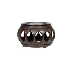 Moroccan Elephant Side Table Large