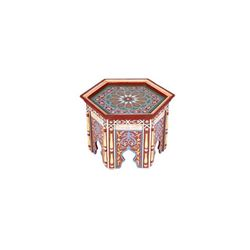 Moroccan Tangiers Side Table