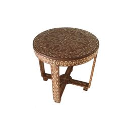 Moroccan Small Side Table