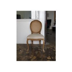 Santa Ynez Cane Back Chair