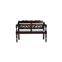 Moroccan Date Bench