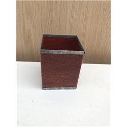 Red Small Candle Holder