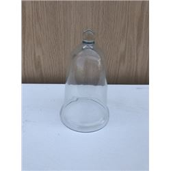 Clear Glass Sconce