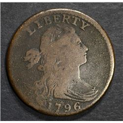 1796 LARGE CENT REV. OF 94, S-108 FINE