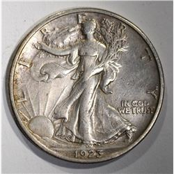 1923-S WALKING LIBERTY HALF XF