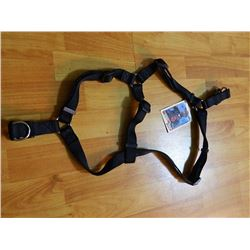 LARGE DOG HARNESS - WEAVER PET - BLACK - LOOKS NEW BUT NO TAG