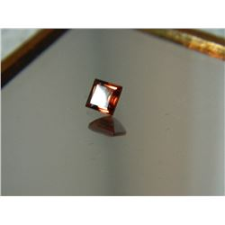 GEMSTONE - GARNET - EMERALD FACETED - 4.2 X 2.7mm