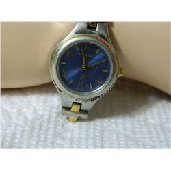 WATCH - FOSSIL - WATCH BAND NEEDS REPAIR  - ES9644