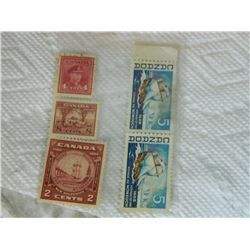 STAMPS - ASSORTED