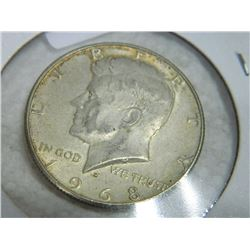 COIN - USA - 50 CENT - 1968
