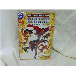 DC COMIC - JUSTICE LEAGUE ADVENTURES - #1 REALLY GOOD CONDITION