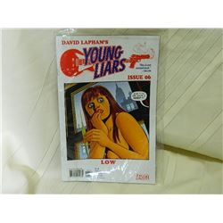 DAVID LAPHAM'S YOUNG LIARS ISSUE #06 - LOW