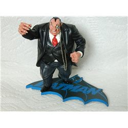 ACTION FIGURE WITH BATMAN STAND - THE PENGUIN