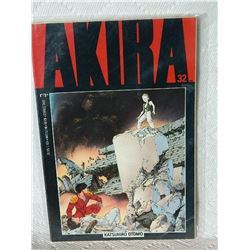 AKIRA - #32 - CONDITION FAIR - WITH BAG