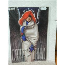 CRYPT OF DAWN - #3 - 1996 - NEAR MINT - WITH BAG