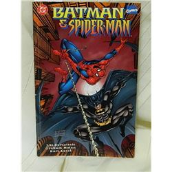 DC COMIC - BATMAN & SPIDER-MAN - 1997 - #1