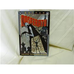 DC COMIC - BATMAN NOSFERATU - 1999 GOOD CONDITION