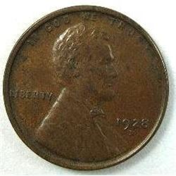 1928-D Lincoln Wheat Back Cent