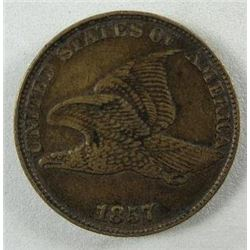 1857 Flying Eagle Cent