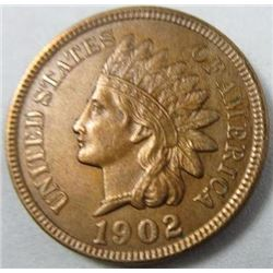 1902 Indian Cent