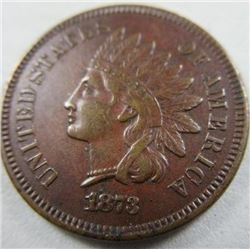 1873 Indian Cent