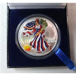 1999 Painted Silver Eagle