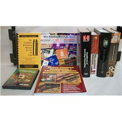 RELOADING BOOK BOX LOT