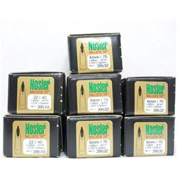 NOSLER PROJECTILES