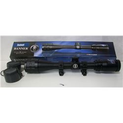 BUSHNELL BANNER SCOPE