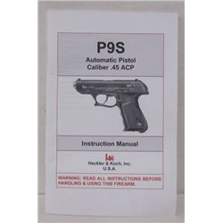GUN MANUALS AND RELOADING BOOKS
