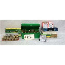 .243 WIN ASSORTED AMMO