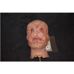 STAR TREK ALIEN MUTANT WITH 4 EYES SILICONE PAINT MASTER