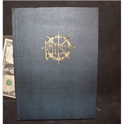 ZZ-CLEARANCE THE ARTISAN SCHOOL ARE ARTS 1928 YEARBOOK LOTS OF SIGNATURES