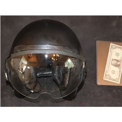 BROKEN ARROW JOHN TRAVOLTA WORN STEALTH BOMBER HELMET