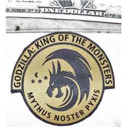 GODZILLA KING OF THE MONSTERS PATCH 1