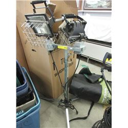 Telescopic Work Light