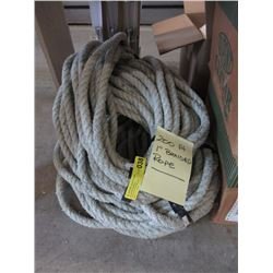 "200 Feet of 1"" Braided Rope"