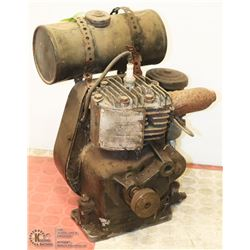 1950'S BRIGGS AND STRATTON FROM GO CART, UNTESTED