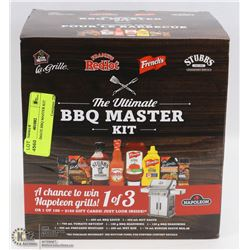 THE ULTIMATE BBQ MASTER KIT