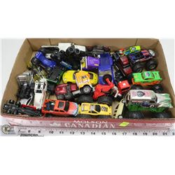 LOT OF COLLECTIBLES DIE CAST CARS INCL ROAD CHAMPS,